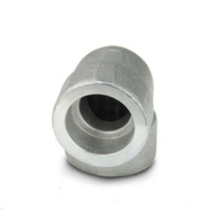 Alloy Steel Socket Pipe Fittings Elbow pictures & photos