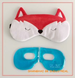 Hot Cold Relief Gel Plush Eye Relaxing Therapy Masks pictures & photos