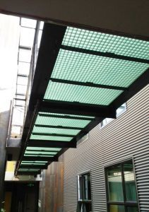 High Strength FRP/GRP Molded Gratings /Transparent Gratings/Roof pictures & photos