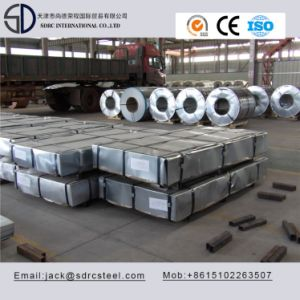 SPCC DC01 Cold Rolled Steel Sheet/Coil for Computer Desk pictures & photos