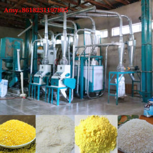 Maize Flour Milling Machines for South Africa pictures & photos