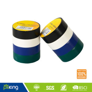 China Manufacturer Supply Rubber Adhesive PVC Electrical Insulation Tape pictures & photos