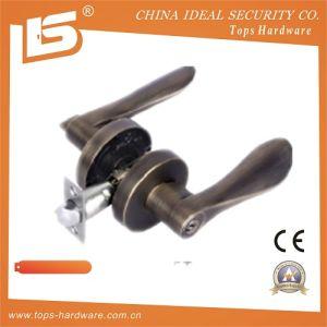 Heavy Duty Zinc Alloy Door Handle Lock (8811ET AB) pictures & photos
