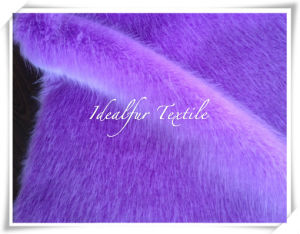Luxury Long Hair Fox Fake Fur pictures & photos