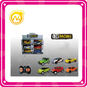 1: 28 Four Change Simulation Racing Car Six Kind Car