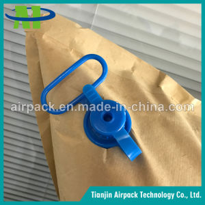 Wholesale High Quality Kraft Paper Container Dunnage Air Bag pictures & photos
