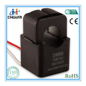 Clamp-on Split Core Current Transformer for Current Instrument Ce RoHS pictures & photos
