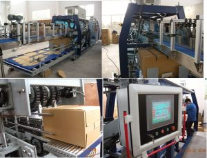 Automatic Carton Wrapping Machine (MG-XB25) pictures & photos