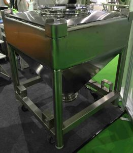 S30403/S31651 Stainless Steel Storage Square Hopper, Container pictures & photos