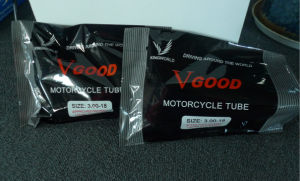 90/90-18 Butyl Rubber Motorcycle Tube pictures & photos
