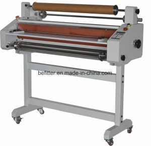 FM-1100 41inch 1050mm hot roll laminator pictures & photos