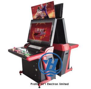Fighting Video Arcade Cabinet Game Machine (ZJ-AR-ST01) pictures & photos