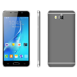 Mtk6580 Quad Core 3G Cell Phone, 5.5 Inch HD Screen Mobile Phone with 8g Memory (C700) pictures & photos