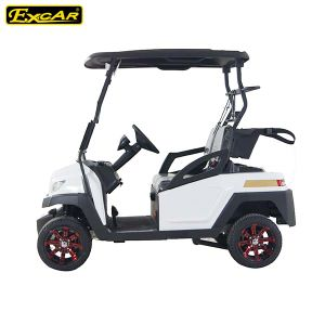 New Design 2 Seater Electric Golf Buggy pictures & photos