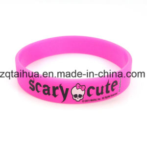 Hot-Sale Style Silicone Wristband With THB-019 pictures & photos