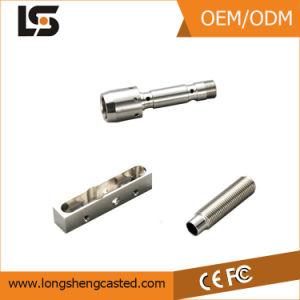 ISO 9001 Firm Aluminum Part CNC Machining