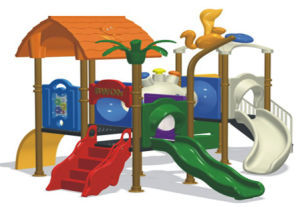 Outdoor Playground Equipment (BW-218A)