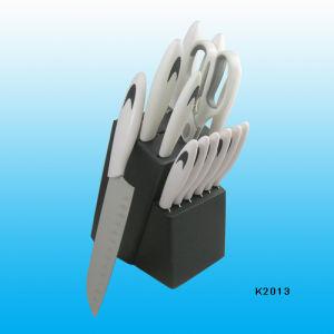 Kitchen Knife Set (K-2013)