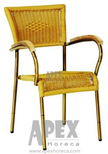 Outdoor Furniture Garden Furniture Wicker Chair (AS1018BRW) pictures & photos