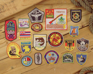Embroidered Badges / Patches pictures & photos