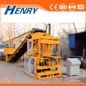 Hr2-10 Automatic Hydraulic Soil Clay Lego Interlocking Brick Making Machine in Price pictures & photos