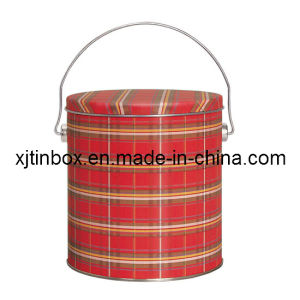 Round Handle Gift Food Case for China Wholesalers