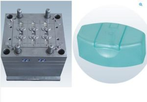 Injection Mold for Flip Top Cap pictures & photos
