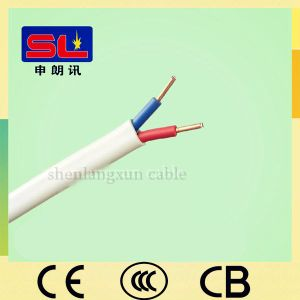 2core 4mm PVC Insulated Flat Cable