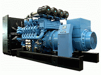 Mtu Generator Set with Top Quality pictures & photos