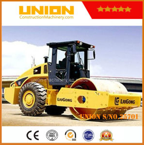 High Cost Performance Cost Liugong Clg612 Road Roller pictures & photos