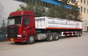China LNG Tank Semi Trailer (SXB9360GGQ) pictures & photos