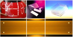 High Self-Adhesive Protective Film for Electronic Industry Glass Sheet pictures & photos
