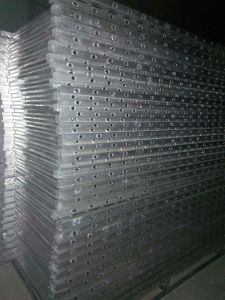 Cheap Aluminum Fence for Farm Using