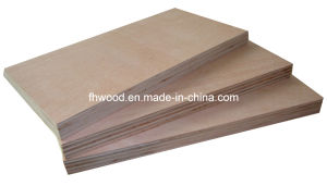 Chinese Full Hardwood Plywood for Furniture & Decoration pictures & photos