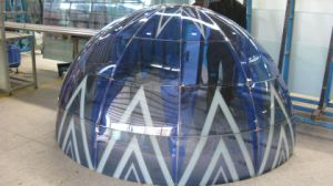 Spherical Curved Glass (SNY085) pictures & photos
