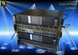 Professional Power 1000 Watt Amplifier (FP6000Q) pictures & photos