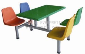 School Canteen Table and Chair pictures & photos