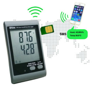 GSM SMS Alarm Temperature and Humidity Data Logger (AMT-138/AMT-138E) pictures & photos