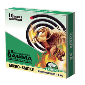140mm Baoma Green Tea Mosquito Coil pictures & photos