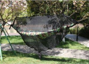 Mosquito Net for Camping Hammock. pictures & photos