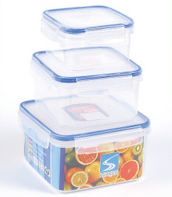 Food Contaner Sets/ Crisper with LFGB pictures & photos