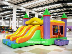 Cheer Amusement Children Inflatable Combo Bouncers (AQ720) pictures & photos