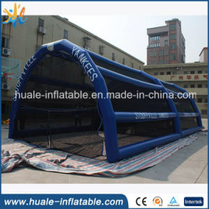 PVC Material Inflatable Baseball Cage for Baseball Games