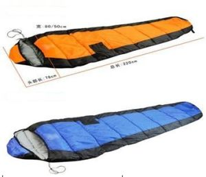 Good Quality Mummy Sleeping Bag pictures & photos