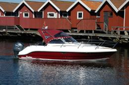 Cruze 23 FRP Cuddy Boat