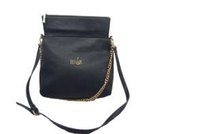 Embroider Fashion Lady PU Tote Bags Nmdk-F44