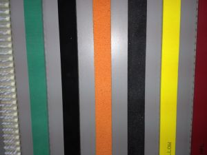 Hairise Industrial Anti-Slip Rubber Belt pictures & photos