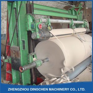 (Dingchen-3600mm) Carton Medium Paper Making Machine From Waste Cartons pictures & photos