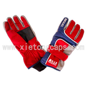 Ski Glove With Reflective Stripe (JRJ009) pictures & photos