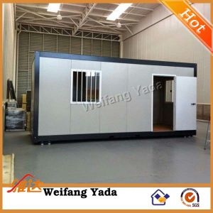 with Steel Thief-Proof Window Standard Container House